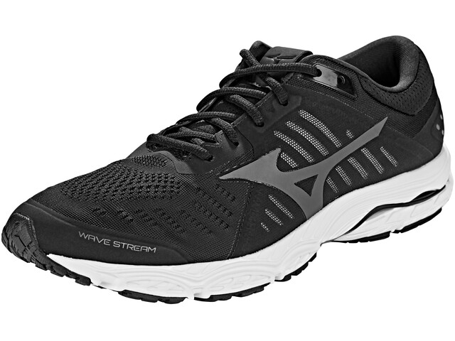Mizuno Wave Stream Running Shoes Men black/ombre blue/white